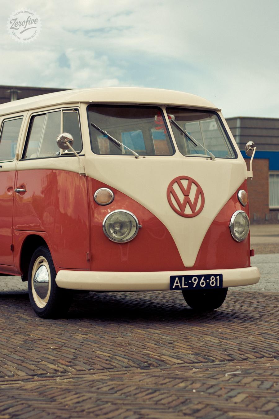 '67 Volkswagen T1 surfbus